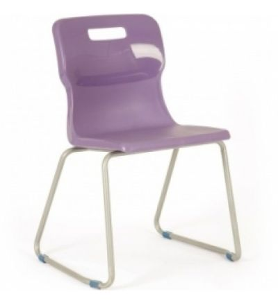 Titan Skid Base School Chairs Sizes 5 & 6 - Fast Delivery