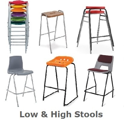 Classroom Chairs - Education Furniture