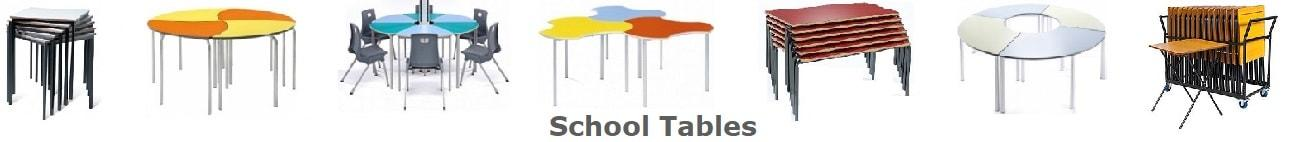 Classroom Tables-Education Furniture